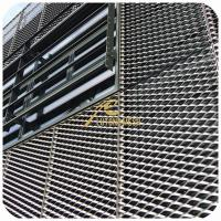 China Expanded Metal Sheet,Aluminum Expanded Metal Mesh for Architect Project wholesale