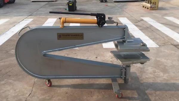 Quality Rubber Conveyor Belt Vulcanizing Press 10.11kw Power Hydraulics Press for sale