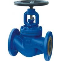 China Flexible Wedge Cast Globe Valve / Cast Steel Globe Valve Stable Performance on sale