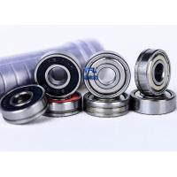 China Skateboard ABEC-7 stainless steel  deep groove ball bearing 608 626 in stock double sealed wholesale