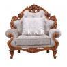 China Classic Wooden Fabric Sofa Design, Living Room Sofa wholesale