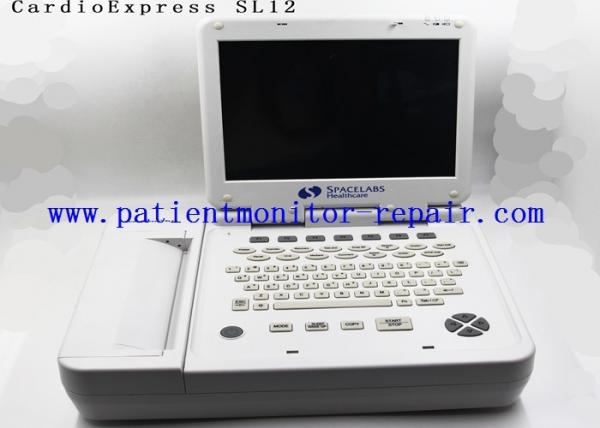 Quality Spacelabs Cardio Express SL12 Used Medical Equipment / Ex - Stock Complete ECG Machine for sale