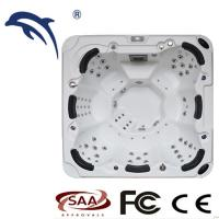 China Wholesale outdoor 7 Person Hot Tub Ponfit spa massage funtion on sale