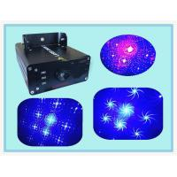 China Mini Blue & Red Disco Laser Stage Light , DJ Laser Lights High Power for Outdoor Lighting wholesale