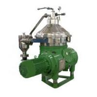 Buy cheap Stainless Steel Centrifual Oil Separator Purifier Oil Water Filter from wholesalers