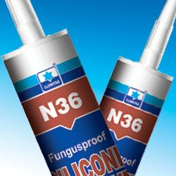 Quality One-Component Neutral Cures Silicone Sealant for sale
