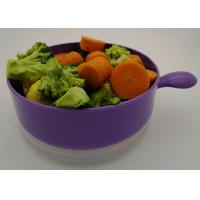 China Polypropylene Microwave Safe Plastic Bowls, Microwave Safe Food Container With Lid wholesale