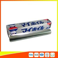 8011 Alloy Heavy Duty Aluminum Foil Sheets For Food Packaging Cold Resistant for sale