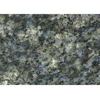 China Butterfly Blue Granite Stone Tiles For Restaurants Flooring Countertop wholesale