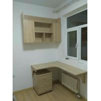 China Professional Modern Home Furniture Desk With Cabinet , Corner Office Desk wholesale