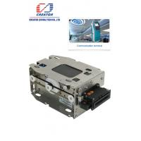China ATM Motorized IC Card Reader Writer With RS 232 Interface , RFID Card Reader wholesale