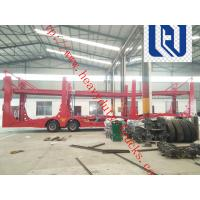 China SHMC 18m Vehicle Transport trailer  Car Carrier 18000 x 2400 x 3000 mm with FUWA Axle WITH ISO CCC APPROVAL wholesale