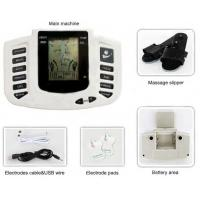 China F-PR103 two channels low frequency massager with massage shoes full body massager wholesale