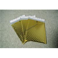 China Yellow 6x10 Bubble Mailers , Size 0 Padded Envelopes Disposable For Agriculture on sale