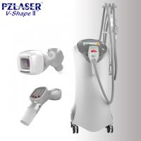 China Non Invasive Body Fat Removal Machine Fat Loss Machine 100w Radio Frequency Power on sale