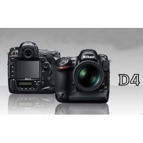 China Wholesale Price nikon d4 body digital camera on sale