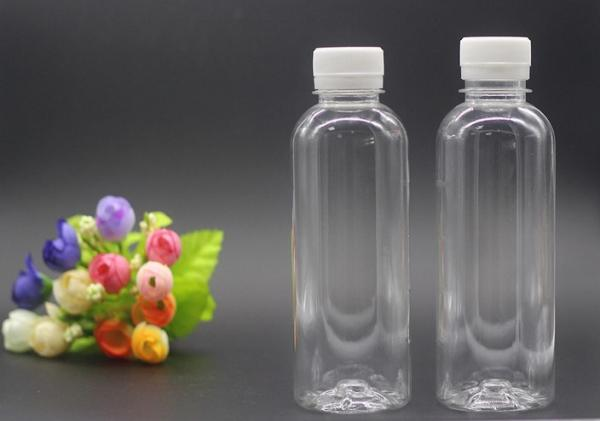 Quality 250ml Mineral water bottles, beverage bottles, PET plastic bottles package for sale
