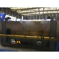 Construction Oil Heating Textile Stenter Machine Horizontal Roller Chain Transmission