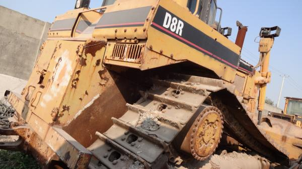 Quality Used Bulldozer D8R,Dozer D8R,Original From Japan for sale