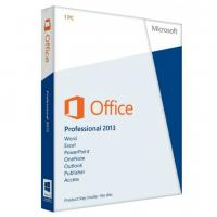 Buy cheap Digital Delivery Microsoft Office Professional Plus 2013 1 PC With English from wholesalers