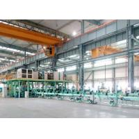 China Spiral Fin Tube Production Line / High Frequency Spiral Finning Machine wholesale