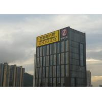 China Outside Electronic LED Advertising Board For Large Companies And Small Institutions wholesale