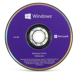 China Original Ms Windows 10 Pro OEM Key Microsoft Windows Softwares Lifetime Legal on sale