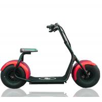 China Trend 2 Wheel Self Balancing Scooter , Citycoco Style Electric Scooters For Kids With Seat wholesale