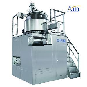China HSM25-1000 High-platform Pharmaceutical GranulationEquipmentsWith In-line Mill HSM High Shear Mixer Wet Granulator wholesale
