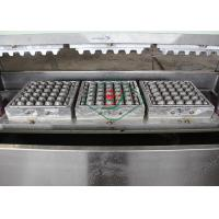 Buy cheap 30 Cells Egg Tray Molds Pulp Aluminum Egg Carton Moulds for Egg Tray Machine from wholesalers