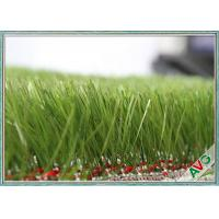 Easy Installation Monofilament Football Synthetic Grass For Soccer Fields