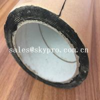 China Strong Adhesive Kraft Paper Butyl Rubber Sheeting Roll Sound Absorbing Damping wholesale