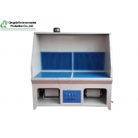 China ISO9001 6KW 6000m³/H Downdraft Dust Extraction Bench on sale