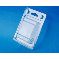 China Vacuum Forming blister clamshell with insert printing card wholesale