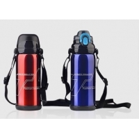 China BPA Free Reusable SUS 201 Thermos Vacuum Insulated Bottle wholesale