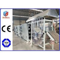 China Mesh Belt Type Batch Off Machine , Rubber Cooling Machine With One Year Warranty wholesale
