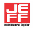 China Jeff Model Material & Toys Co.,LTD. logo