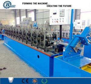 China Garage Steel Roller Forming Machine , High Capacity Door Frame Making Machine wholesale