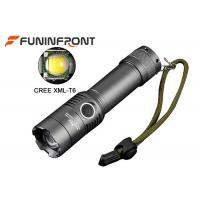 Adjustable CREE T6 LED Torch Water Resistant for Outdoor Camp, Cycling, Hunting
