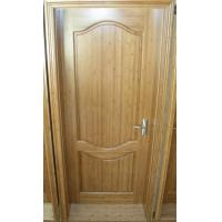 China Strong,  Eco-friendly solid core interior Bamboo doors used interior home  wholesale