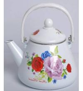 China Enamel Kettle Korea Style Enamel teaopot TK102 wholesale