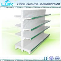 China Metal Retail / Supermarket Display Racks AS4084 Approval Corrosion Protection wholesale