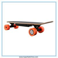 China 4 wheels remote control boosted electric skateboard wholesale