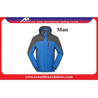 China Waterproof Mens Spring Jacket / Women Plus Size Casual Winter Jackets Breathable wholesale