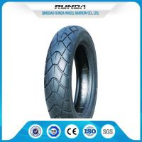 China 8PR Durable Motor Cycle Tires , Front Motorcycle TireLarge Friction 290KPA wholesale