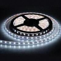 China 3528 White SMD LED Strip with 60 Pieces LED Quantity and 120 Degrees Viewing Angle wholesale