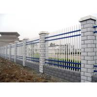 China Steel Security Fencing System Garrison Security Fence Panels 1800 mm, 2100 mm wholesale