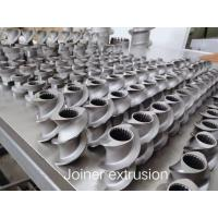China Steer 50 Extruder Screws And Barrels Twin Screw Extruder Food Snacks Machine Use wholesale