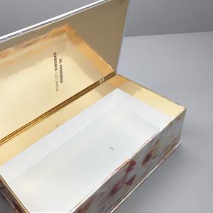 Buy cheap Выполненные на заказ рециркулируя косметики печатая прокатывая картон бумажная коробка from wholesalers