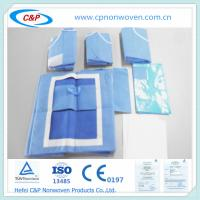 China Non Woven Surgical Abdominal Drape Pack wholesale